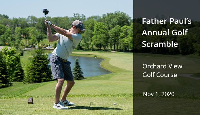 Father Paul's Annual Golf Scramble @ Orchard View Golf Course | Kingsville | Ontario | Canada