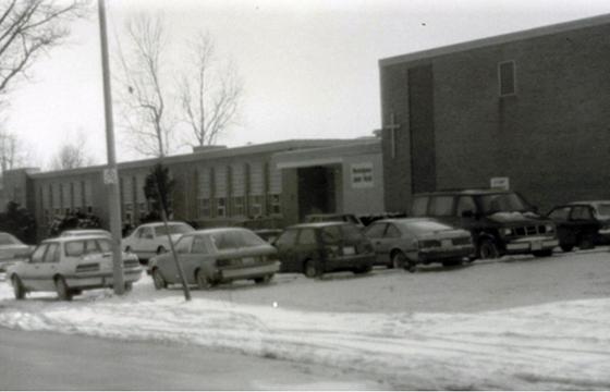 St. Hubert's School