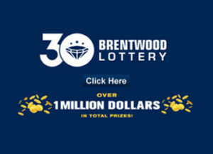30th Brentwood Lottery